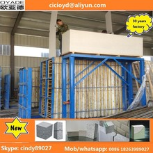 industrial lightweight concrete partition wall panel production price