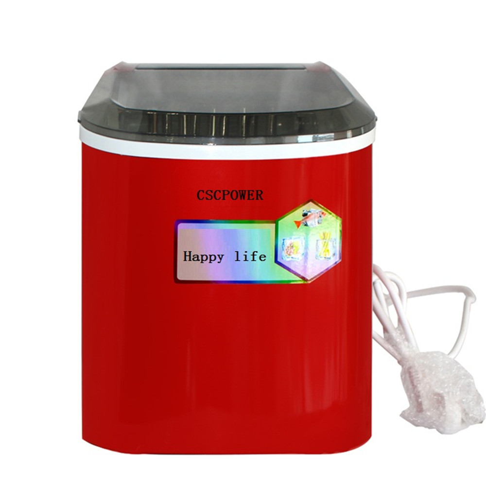 In-stock 2017 Hot selling portable electric <strong>12v</strong> ice maker