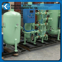 skid-mounted type high purity nitrogen plant food industry