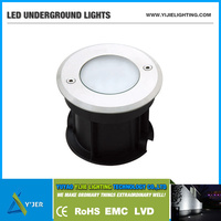 YJD-0012 Low power 1W waterproof IP67 RGB LED uplight