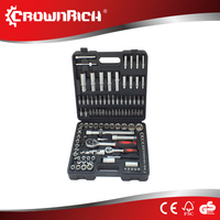 94pc Protable Professional socket and ratchet set