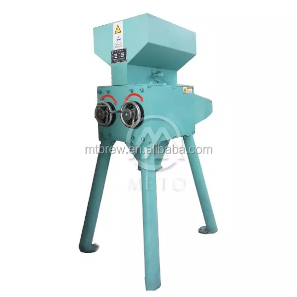 Automatic malting equipments hand craft malt mill in beer brewing