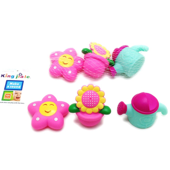 baby Rubber Water Squirties Bath Toys Boat