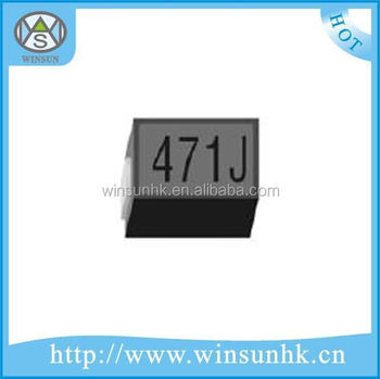 WS-FHW-UF Series Wire Wound Chip Ferrite Inductor