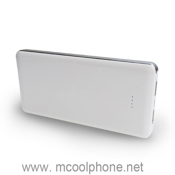 new products 2014 super slim li-polymer rechargeable external battery charger mobile phone