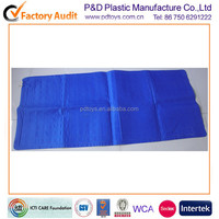 water PVC fabric smart temperature control mattress adjust sleeping temperature from 18-48 degree