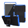 2 in 1 hybrid PC+TPU hard back stand case for iPad Mini 4