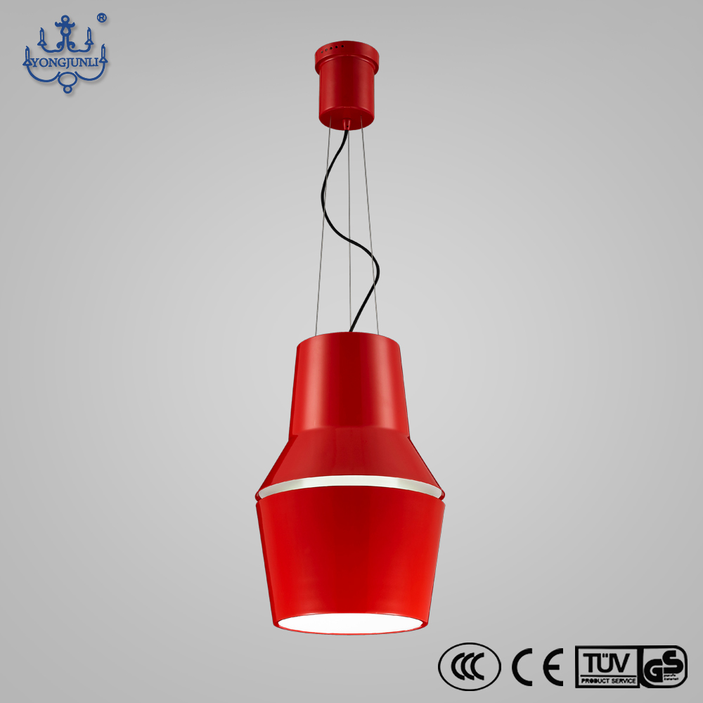 15W hot sale home decorative solar indoor pendant lamp without electricity