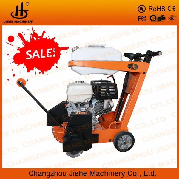 China manufacturer concrete groove cutter for sale JHD450