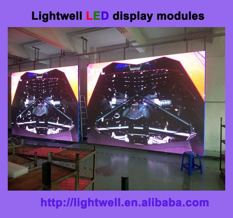Outdoor waterproof Unilumin P4.81 led screen display advertising board IP65 LED billboard Rental Led Screen Display
