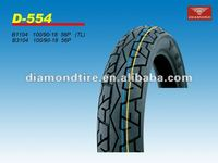2014 new diamond brand motorcycle tire 100/90-18 TL/TT