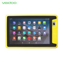 Veidoo 10 inch 4G BT GPS Waterproof Rugged Industry Android Tablet PC With Fingerprint Reader