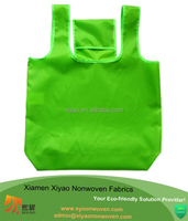 Stronger Grecory Shoppinh Nylon Ripstop Custom Tote Bag With Pouch