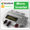 China best manufacturer micro control power inverter 1200w for solar panel system