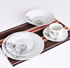 Fine porcelain china factory modern japanese porcelain tableware
