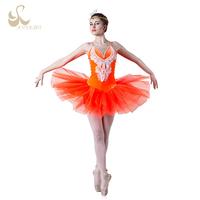 2017 new design dance wear ballet costumes