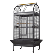 Large Metal Steel Wire Cockatoo Play Top Finch Cage, Bird Parrot Cages