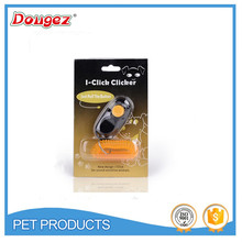 Supplier New Design i-Click For sound sensitive animals of Dog Training Clicker