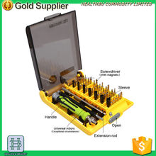 Screwdriver set 45 in 1 Multi-Bit Tools Kit Repair Torx Screw Driver multitool Kit ferramentas manuais Laptop repair multi tool
