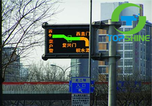 SMD p8 outdoor led module display full color led road sign for direction screen board