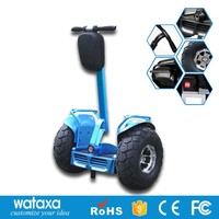 2016 BAG off-road CE Rosh super hot Big Wheel Electric Chariot 2000W E scooter/electric scooter/roller/moped/motorcycle
