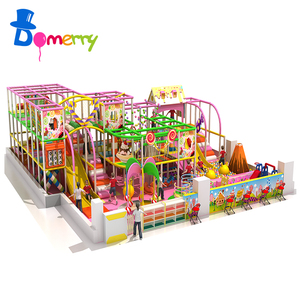 Guangzhou daycare soft cheap indoor playground equipment