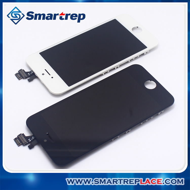 Wholesale For Iphone 5 LCD touch screen ,High quality LCD touch screen for Iphone 5