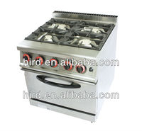 Household kitchen burning gas cooking range prices HZH-TR-4