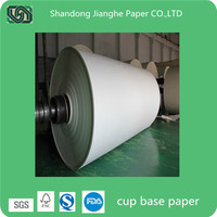 The promotion of high quality paper cups of raw materials