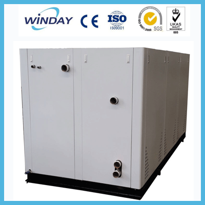 CE Industrial Water Chiller Solar Air Conditioner
