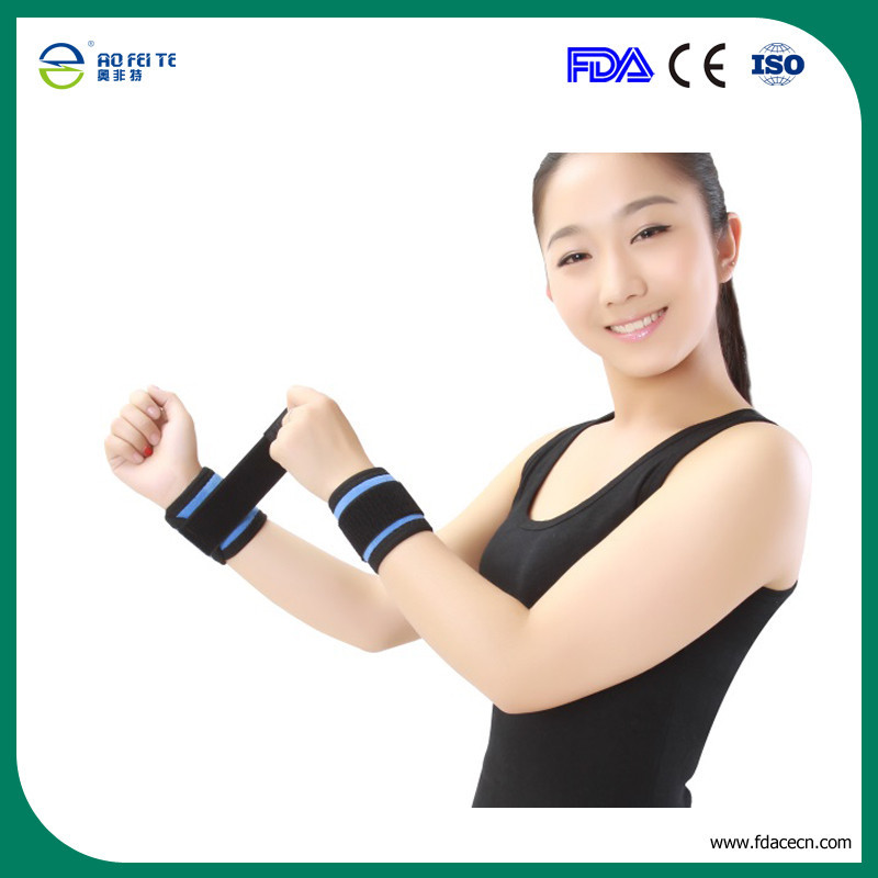 High Quality Posture Support Relieve Pains Wrist Strap Belt New Products Hot Sale Magnetic Wrist Brace