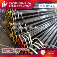 High quality of seamless pipes titanium pipe prices seamless tube seamless tubes with caps