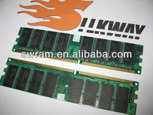 Original chips PC400 DDR1 1GB memory ram