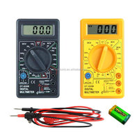 AC/DC Ammeter Voltmeter Ohm Electrical Tester Meter Low Price Digital Multimeter DT830B