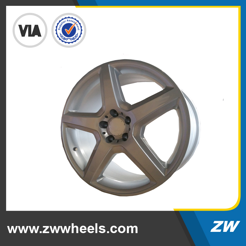 ZW-HD802 19*8.5jj alloy wheels, 5x112 auto wheel rims with new design
