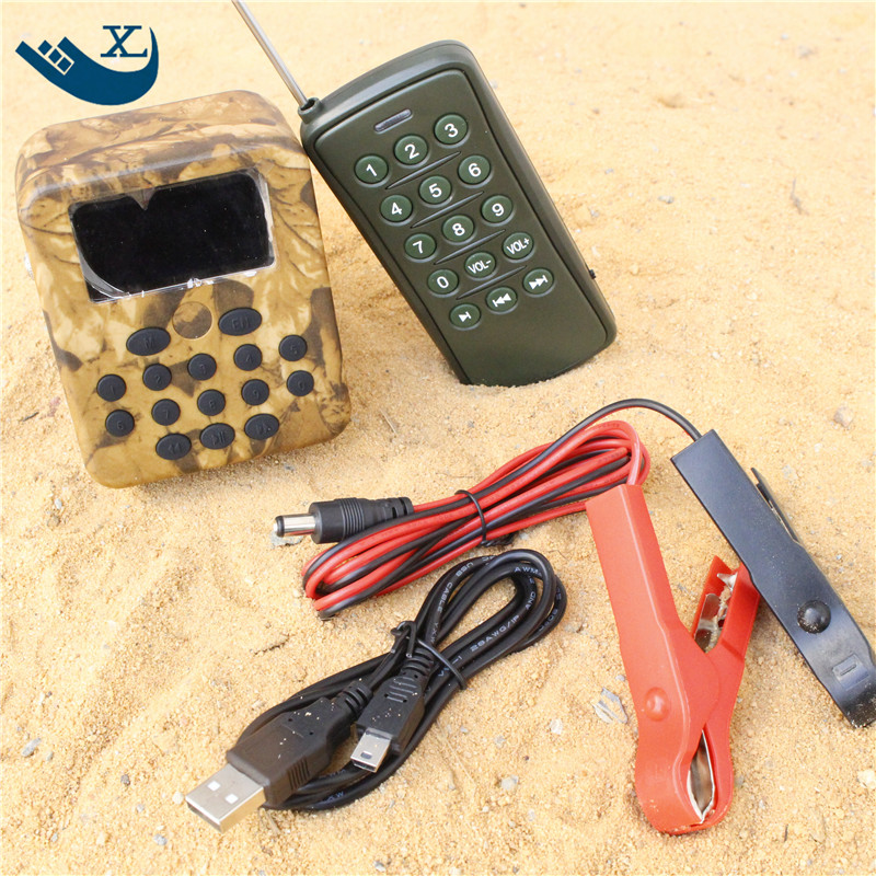 BC-798B New Arrived Desert Hunting Decoy Bird Caller Birds Mp3 Player Catch Bird With Timer And Remote Control