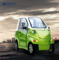 Low price high quality with CE and EEC certificate with 2 seat electromobile electric vehicle electric mini car automobile