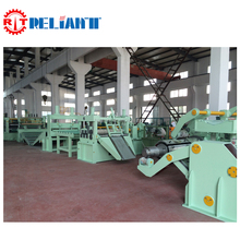 Double Knife Stand Slitting Machine Line/Double Slitter Heads