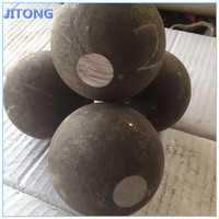 China supply low price Diameter 20-150mm ball mill grinding steel ball with no defect