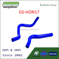 Silicone radiator hose kit for Renault 5GT