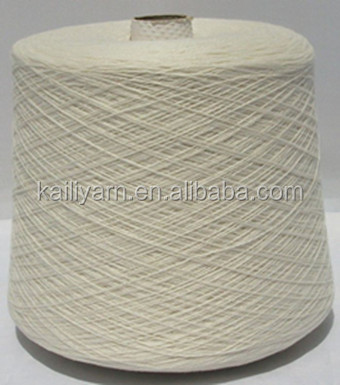 CLOSE VIRGIN POLYESTER YARN 27S
