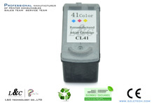 China Online Selling Compatible Ink Cartridge PG40 CL41 for Canon IP1300