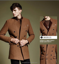 High quality men's overcoat. bespoke coat( CT012904)