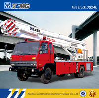 XCMG original manufacturer DG24C mini fire engine truck