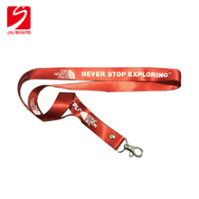 Best Quality nice Make One Cheap Custom North Face Lanyard