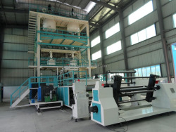 TPU PVA PVB PE CPE CPP Plastic cast film extrusion machine
