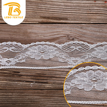 Decorate Jacquard garment accessories elastic band lace Factory In China