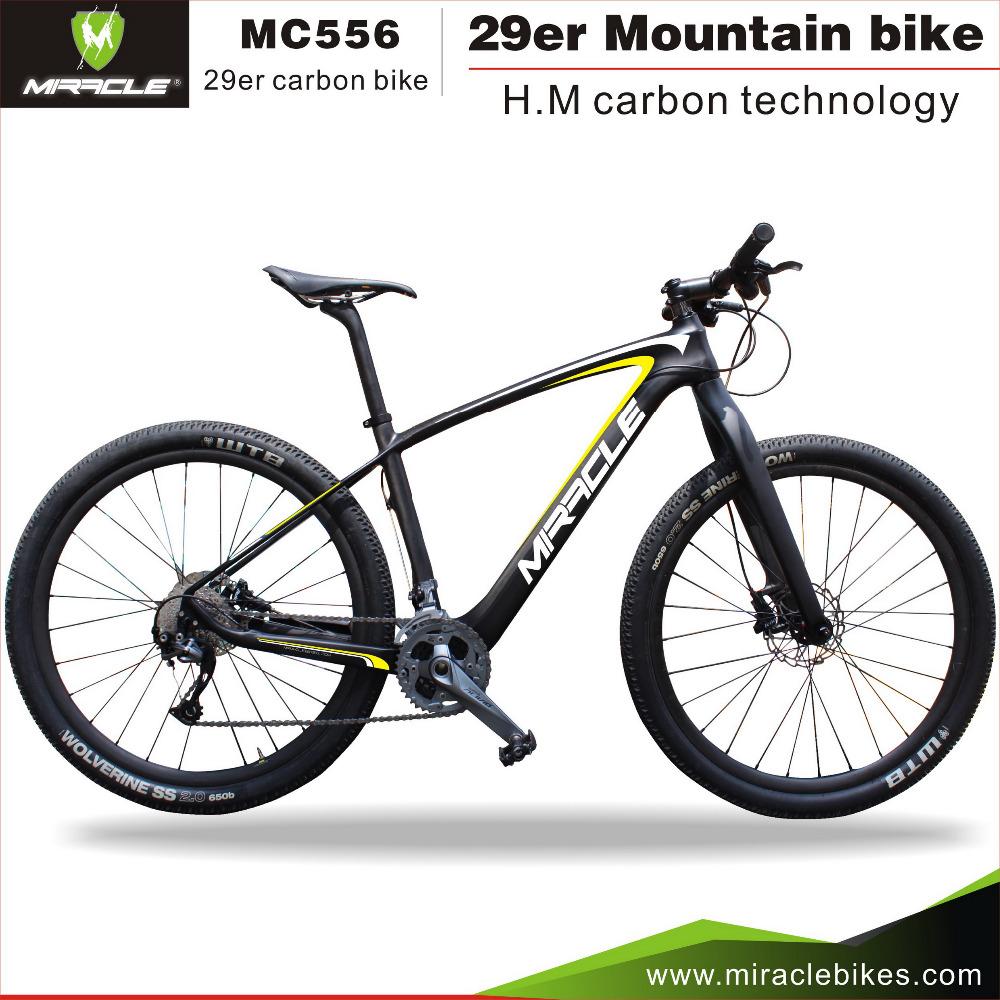 142*12mm Carbon Complete Mtb Bike Frame,29er Full Carbon Fiber ...