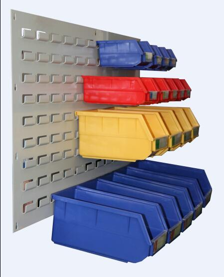 Louvered Panel <strong>Rack</strong> for Warehouse Storage