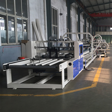 Quality electromagnetic clutch 12KW corrugated carton folder gluer